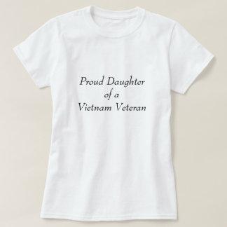 Proud Daughter of a Vietnam Veteran T-Shirt