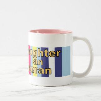 Proud Daughter of an Iraq Veteran - 2 - Mug