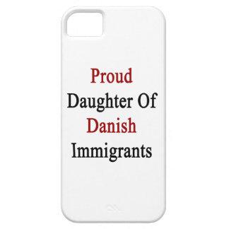 Proud Daughter Of Danish Immigrants iPhone SE/5/5s Case