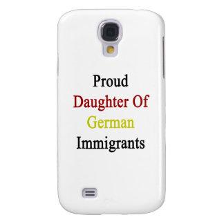 Proud Daughter Of German Immigrants Samsung Galaxy S4 Case