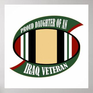 Proud Daughter Poster