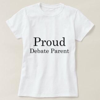 Proud Debate Parent T-Shirt