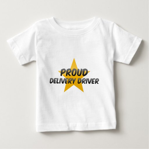 Proud Delivery Driver T Shirt