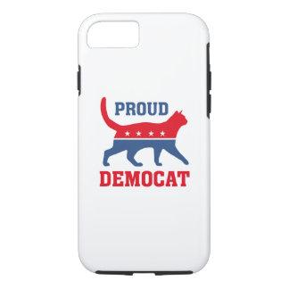 Proud Democat iPhone 8/7 Case