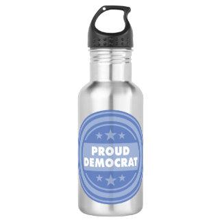 Proud Democrat, 32oz. Water Bottle