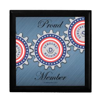Proud Democrat Machine Member Gift Box