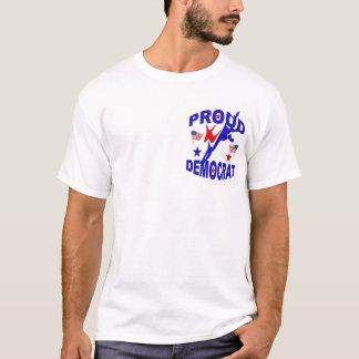 Proud Democrat Men's T-Shirt