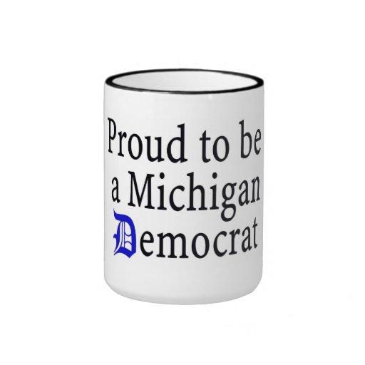 Proud Democrat Mugs