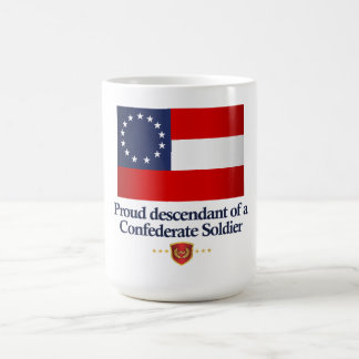 Proud Descendant Coffee Mug