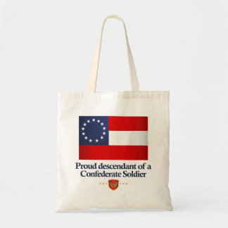 Proud Descendant Tote Bag