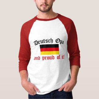 Proud Deutsch Opa T-Shirt