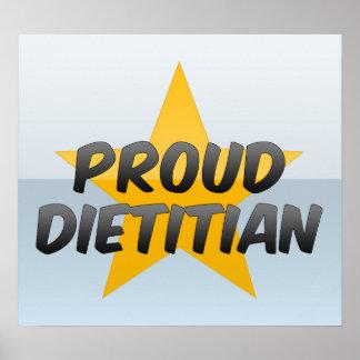 Proud Dietitian Print