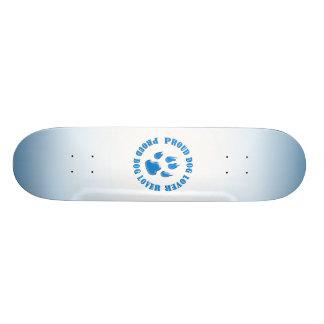 Proud Dog Lover Skateboard Deck