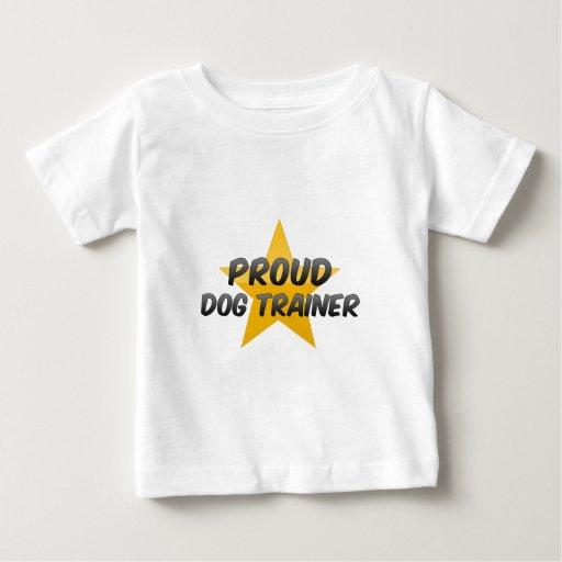 Proud Dog Trainer Infant T-shirt