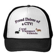 Proud Driver of a CTV Trucker Hats