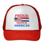 Proud Dutch American Hat