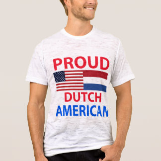 Proud Dutch American T-Shirt