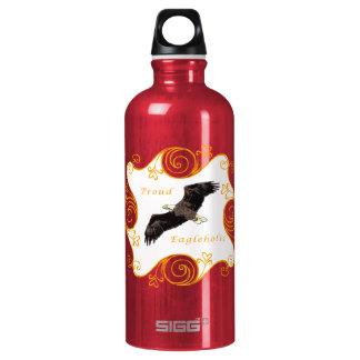 Proud Eagleholic Water Bottle