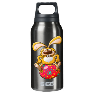 Proud Easter Bunny Insulated Water Bottle