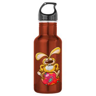 Proud Easter Bunny 18oz Water Bottle