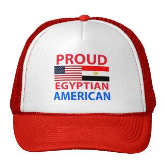 Proud Egyptian American Hats