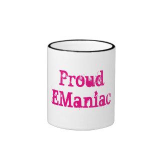 Proud EManiac Mug