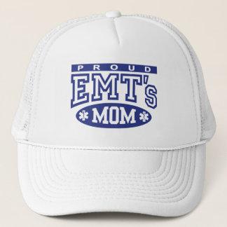 Proud EMT's Mom Trucker Hat