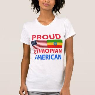Proud Ethiopian American T Shirt