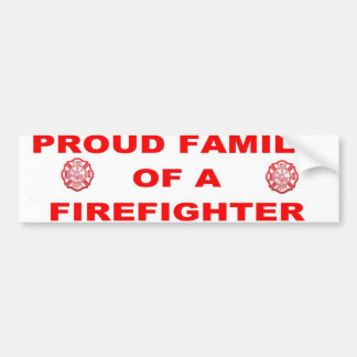 PROUD FAMILY BUMPER STICKERS