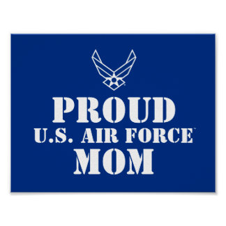 Proud Family - Logo & Star on Blue Poster