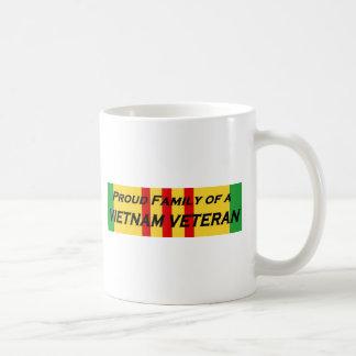 Proud Family of a Vietnam Veteran Coffee Mug
