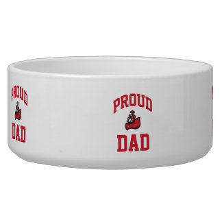 Proud Family on Black Dog Food Bowls