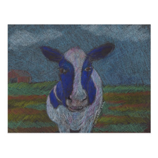 Proud Farmer Dairy Cow Post Cards