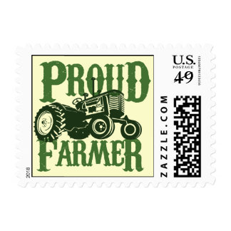 Proud Farmer Stamp