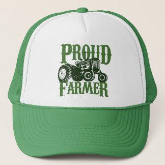 Proud Farmer Trucker Hat