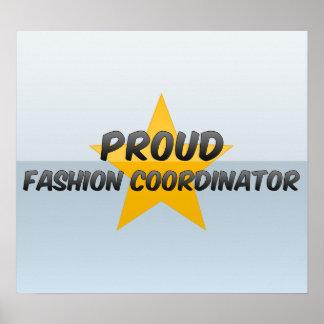 Proud Fashion Coordinator Print