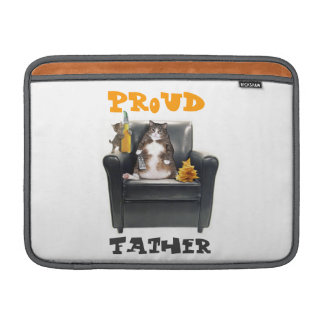 """""""Proud Father"""" 13"""" Macbook Air Sleeve"""