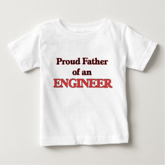 Proud Father of a Engineer Tee Shirt