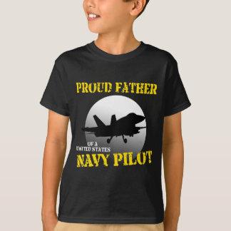 Proud Father of a Navy Pilot T-Shirt