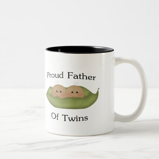 Proud Father Of Twins Coffee Mugs