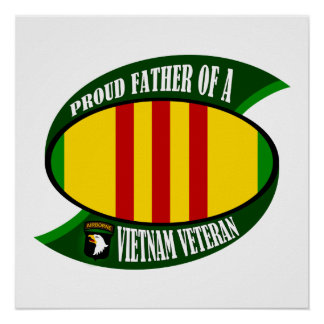 Proud Father Poster