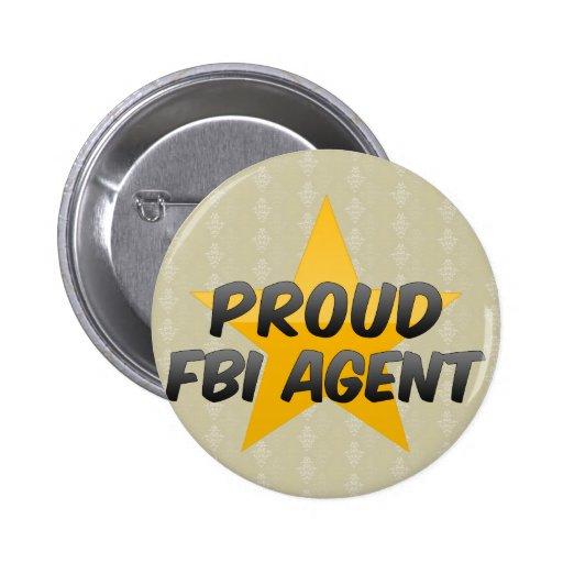 Proud Fbi Agent Pins