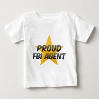 Proud Fbi Agent Tshirt