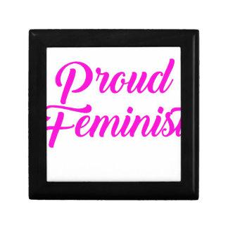 Proud Feminist Gift Box