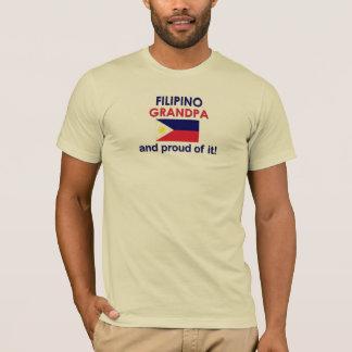 Proud Filipino Grandpa T-Shirt