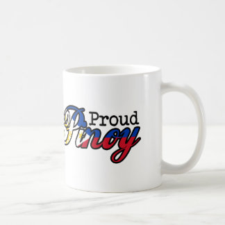 Proud Filipino Pinoy Coffee Mug