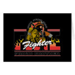 Proud Firefighter Brother Greeting Cards