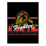 Proud Firefighter Brother Post Card