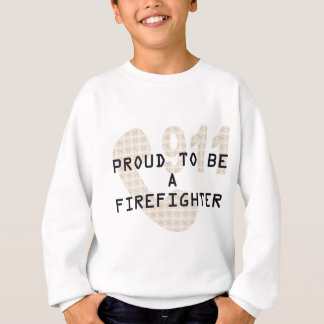 PROUD FIREFIGHTER SWEATSHIRT