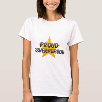 Proud Fisherperson T-Shirt